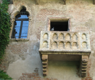 Balkon Romeo & Julia