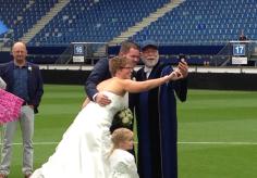 Abe Lenstra Huwelijk