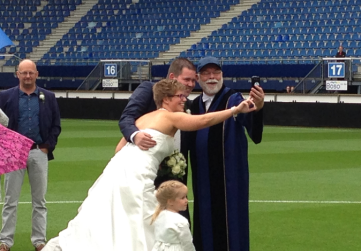 Abe Lenstra Huwelijk 005