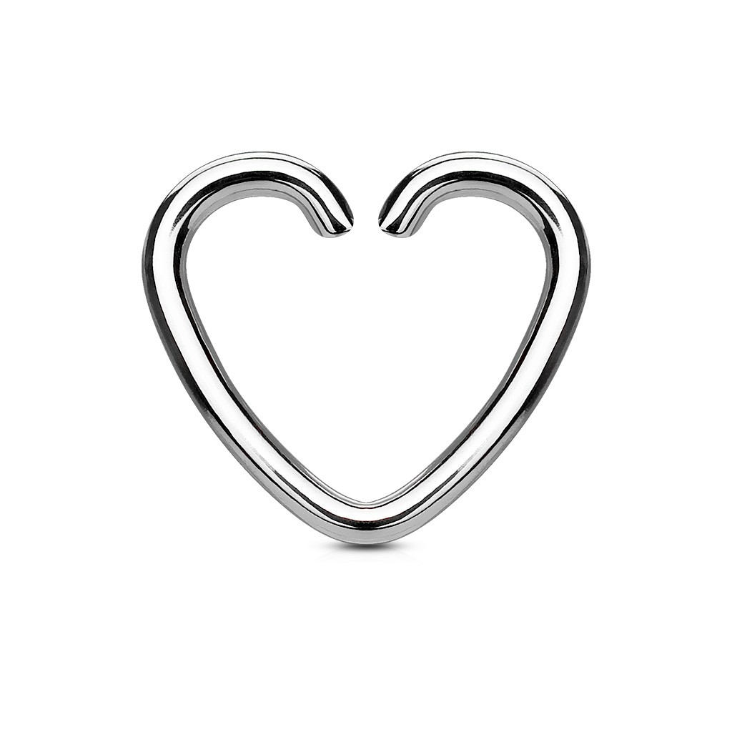 stalen hart ring