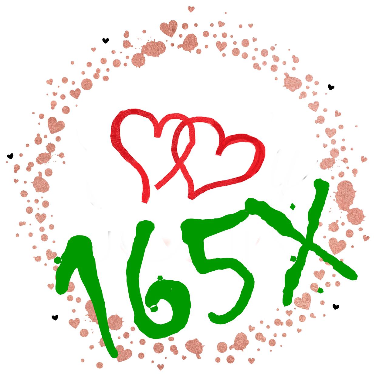165 x Ja