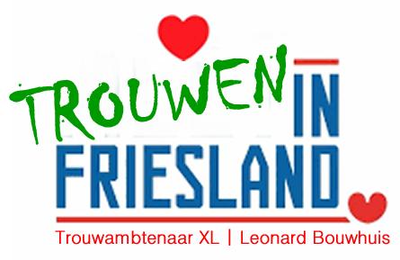 Trouwen in Friesland | Trouwambtenaar XL Leonard Bouwhuis