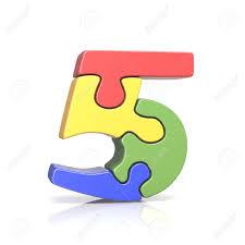 vijf puzzel