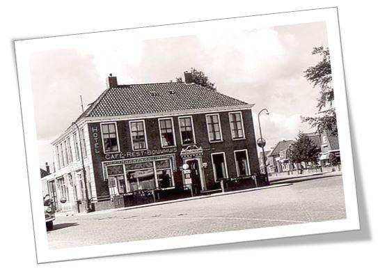 Het Wapen van Friesland Sint Nicolaasga