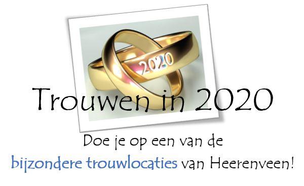 trouwen in 2020