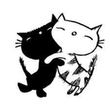 katten trouwen 01